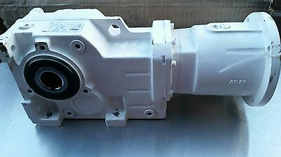 Dodge Quantis  Baldor Reducer BB483LN56C 60:1 Ratio output torque 2,444 IN-LB
