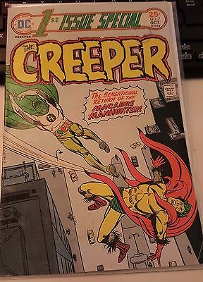 DC Comics - The Creeper - 1st Issue Special - No 7 - October 1975