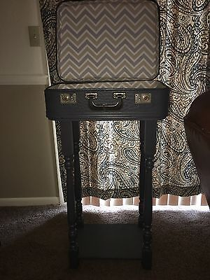 Custom Briefcase Table With Lots Of Storage