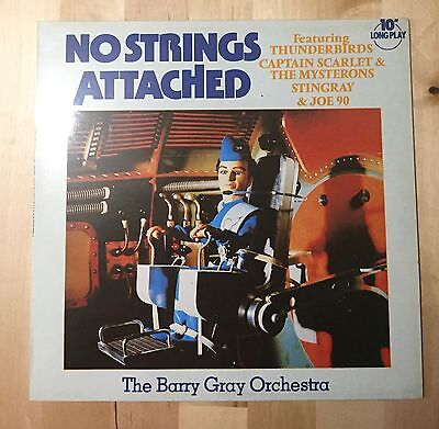 No Strings Attached Vinyl