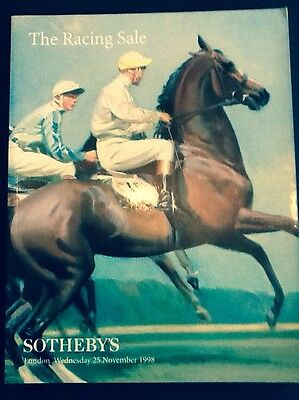 Sotherby's Catalogue London 25th November 1998.