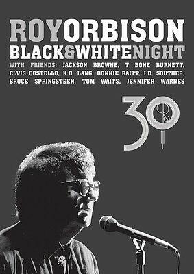 Black & White Night - Roy Orbison (2017, CD NEU)2 DISC SET