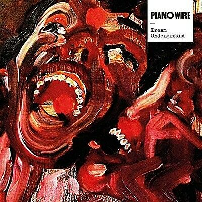 Dream Underground - Piano Wire (2017, CD NEU)