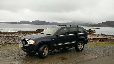 Jeep Grand Cherokee CRD 3.0 Limited 2006 with No Reserve