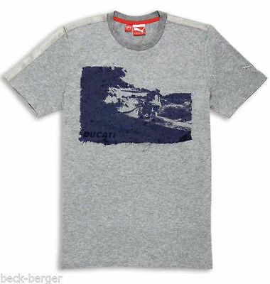 Ducati Multistrada T-shirt official by Puma size M brand new motorcycle