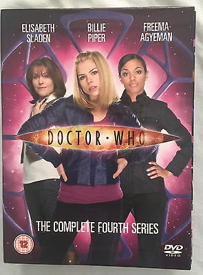 Doctor Who Complete Series 4