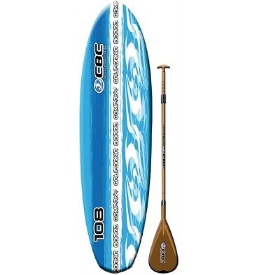 Stand Up Paddle Rigide SoftTop - CBC 10'6