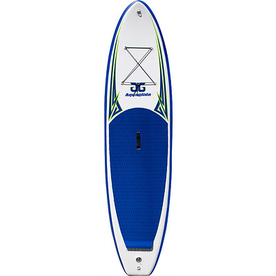 Planche de Stand Up Paddle (SUP) Gonflable Cascade 10'6 AQUAGLIDE