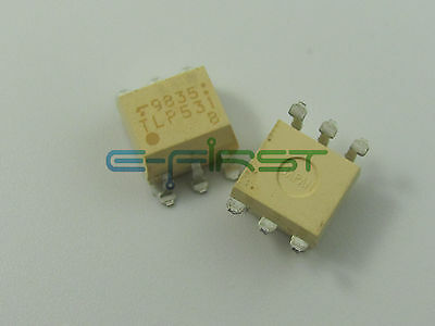 "4N36  /""Original/"" Fairchild Opto Isolator  6P DIP IC  2  pcs"