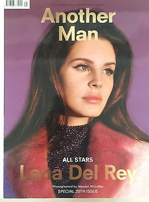 Lana Del Rey Another Man Magazine Issue 20 2015 And Poster!