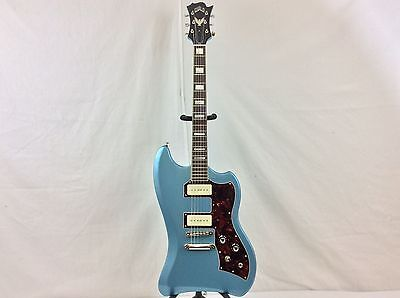 Guild T-Bird ST P-90 Electric Guitar with Gig Bag.