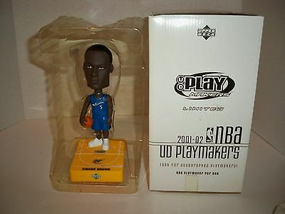 NBA Kwame Brown Bobblehead~Washington Wizards~With Box