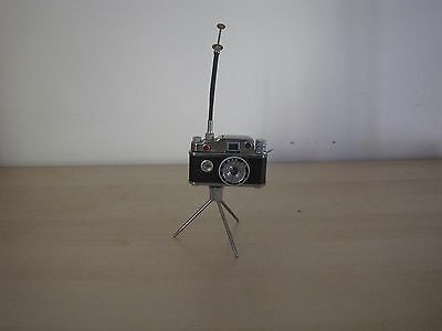 Camera Table Lighter - Occupied Japan -Excellent Condition