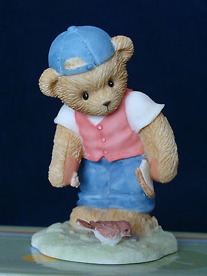 Cherished Teddies - Neal -  2005 Membears' Only Figurine - CT0051A - 2004