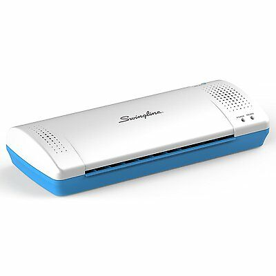 "Swingline Inspire Plus Laminator Thermal Lamination Machine 9 "" Width - Blue"