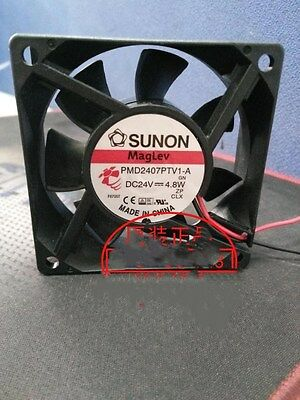 1pcs SUNON PMD2407PTV1-A Fan 24V 7025