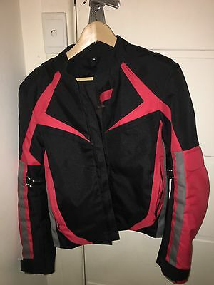 Men's Motorcycle Jacket As New Cond Size S