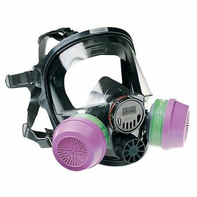North Medium/large Full Face Respirator 760008A Awesome!