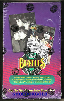 THE BEATLES COLLECTION Factory Sealed BOX [1993 River Group]