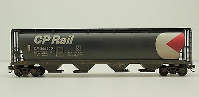 Lightly Weathered - Bachmann HO scale RTR - CP Covered Hopper -