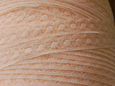 Part Roll of New Cream Lace E