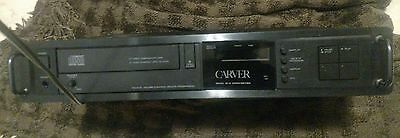 Carver TL-3200 Single Disc Rack Monitor CD Player TESTED - Free S/H