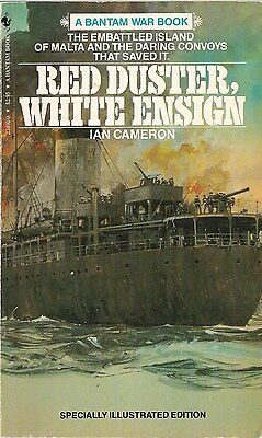 Red Duster, White Ensign by Ian Cameron (Malta)