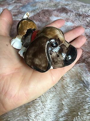 Ceramic Beagle Dog Decoration