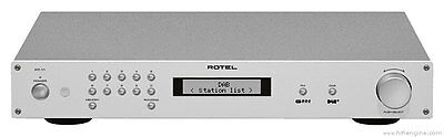 Rotel RT11 Silver R.R.P $599 Full Manufacturers Warranty Brand New