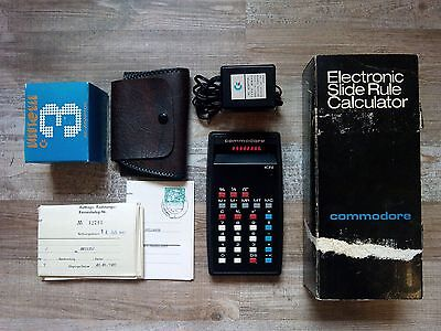 Commodore 1489 Electronic Vintage Calculator - Extremely Rare - Excellent