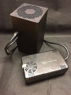 Butterfly Labs BFL Single SC 60 GH ASIC Miner (Partial POWER SUPPLY)