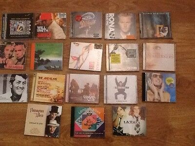 Job Lot Music Cds X 18