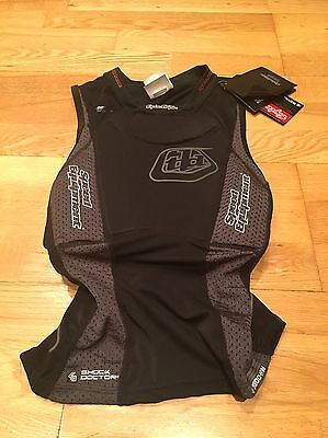 SHOCK DOCTOR , BODY AMOUR SHIRT (XL)troy lee designs