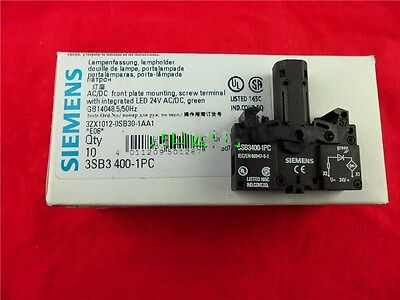1pcs New Siemens 3SB3400-1PC ACDC24V