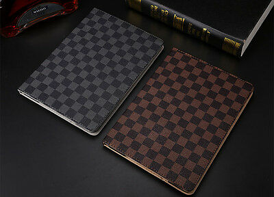 NEW Leather Protective Smart Case Cover Stand for Apple iPad mini/Air/Pro 2 3 4