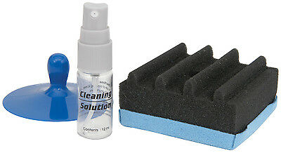 126.202, Mercury 3pce COMPUTER CLEANING KIT, For Keyboards & Screens, Cleaning