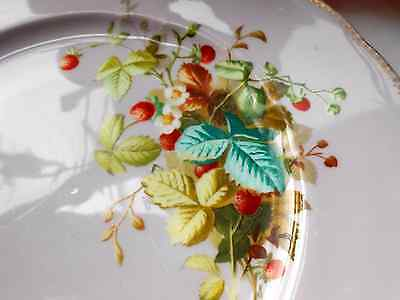Copeland Beautifully Hand-painted Dessert Plate from the set