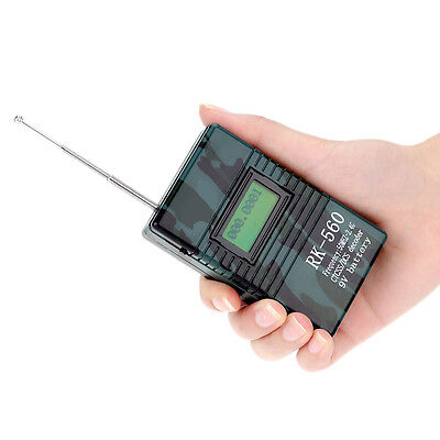RK-560 Frequency Counter CTCSS/ DCS Decoder Walkie Talkie PMR AIRSOFT France