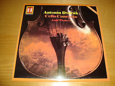 "Anja Thauer ""dvorak: Cello Concerto"" Macal- Lp 1968 Heliodor Unplayed  Pristine!"