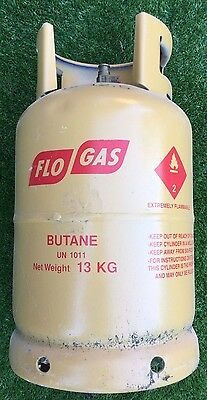 Empty 13Kg Flogas Butane gas bottle cylinder