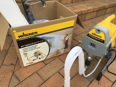 Wagner  Project Pro 117 Airless Spray Kit