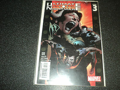 Ultimate Nightmare Issue 3