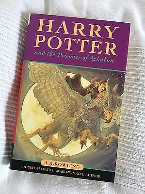 Harry Potter and The Prisoner of Azkaban First Edition Printing 1st/2nd