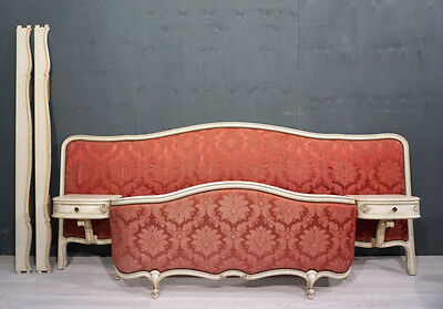 Upholstered French Bed (BR80)