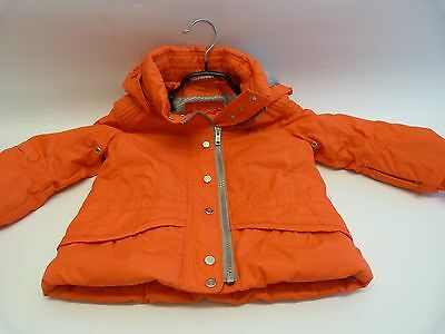 Girls Used Poivre Blanc Age 3 Years Coral Colour Ski Jacket