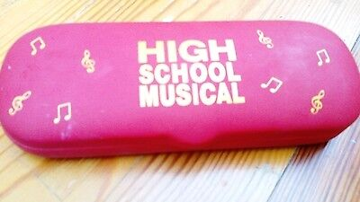 Childrens high school musical glasses case