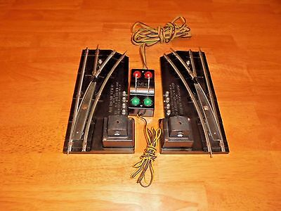 American Flyer One Pair Of Remote Switches With Control