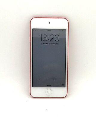 Apple iPod Touch 5th Generation Product RED 32GB With Camera - REF- 02609
