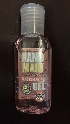 Brand New Soap & Glory Hand Maid Antibacterial Hand Cleansing Gel 50Ml