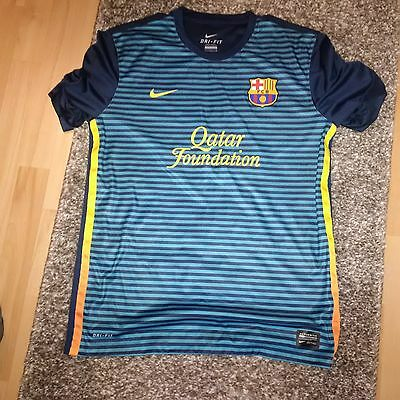 Barcelona Football Top Size L